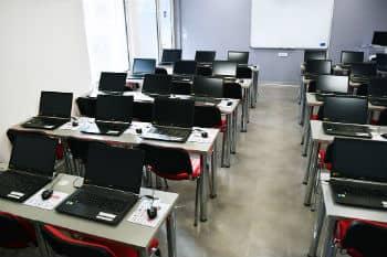 ITS b14 computer lab