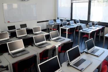 Classroom G23 ITS