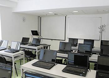 ITS computer lab b15