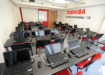 ITS Toshiba classroom