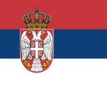 Serbian flag
